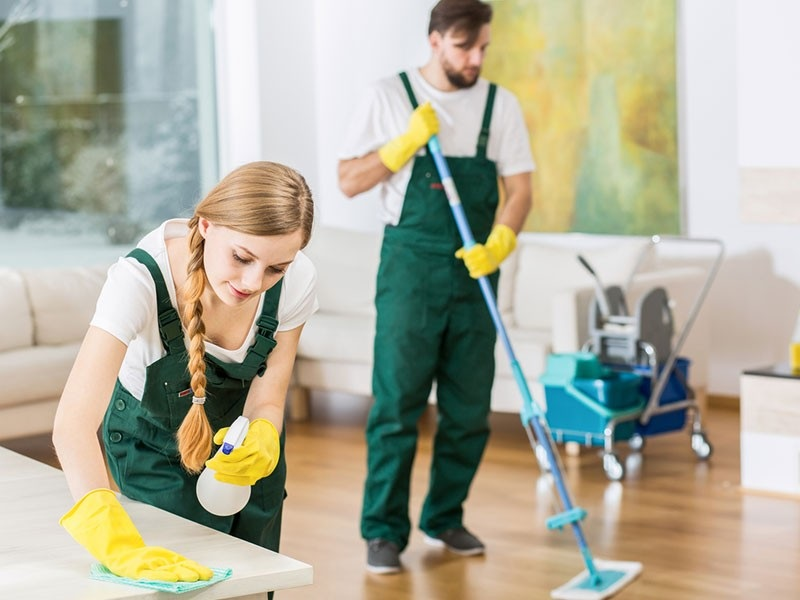 Tips for choosing an outsourced cleaning company